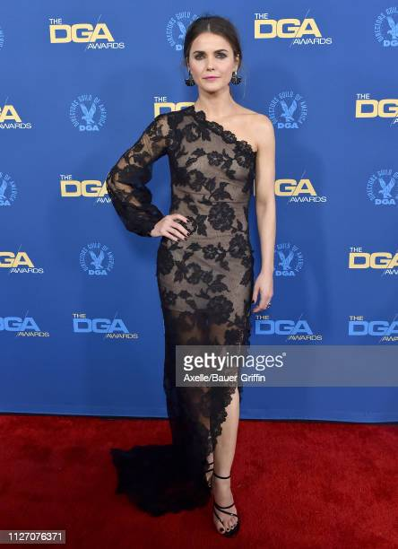 Keri Russell attends the 71st Annual Directors Guild of America Awards at The Ray Dolby Ballroom at Hollywood Highland Center on February 02 2019 in...