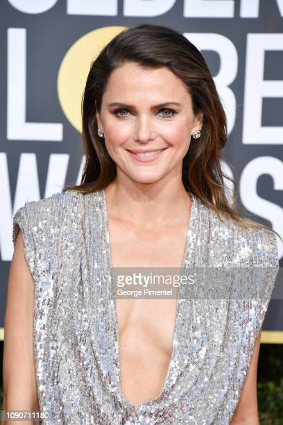 Keri Russell attends the 76th Annual Golden Globe Awards held at The Beverly Hilton Hotel on January 06 2019 in Beverly Hills California