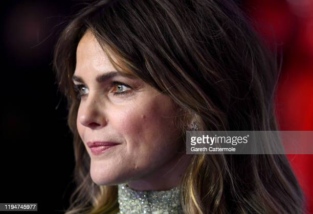 Keri Russell attends the European premiere of Star Wars The Rise of Skywalker at Cineworld Leicester Square on December 18 2019 in London England