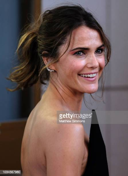Keri Russell attends the FX And Vanity Fair Emmy Celebration at CRAFT LA on September 16 2018 in Los Angeles California