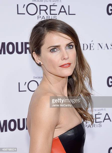 Keri Russell attends the Glamour 2014 Women Of The Year Awards at Carnegie Hall on November 10 2014 in New York City
