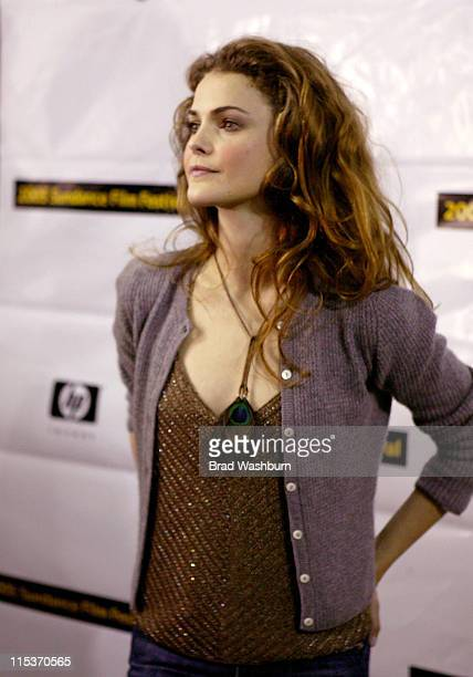 Keri Russell during 2005 Sundance Film Festival 'The Upside of Anger' Premiere at Eccles Theatre in Park City Utah United States