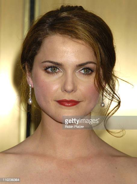 Keri Russell during 59th Annual Tony Awards Outside Arrivals at Radio City Music Hall in New York City New York United States