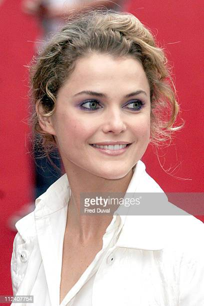 "Keri Russell during ""Mission: Impossible III"" London Premiere - Arrivals at Odeon Leicester Square in London, Great Britain."