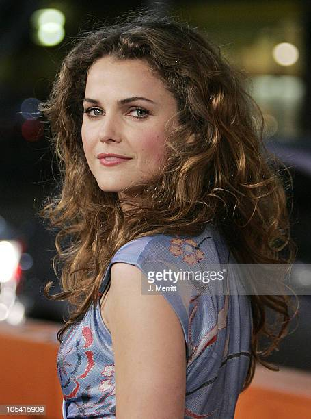 "Keri Russell during ""The Upside of Anger"" Los Angeles Premiere - Arrivals at The Mann's National Theatre in Westwood, California, United States."