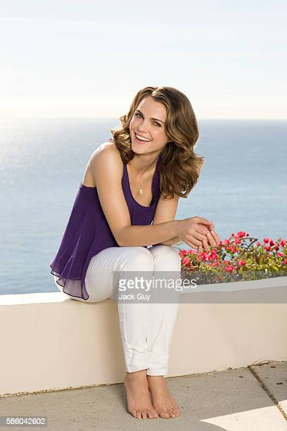 Keri Russell is photographed for Health Magazine in 2010 in Los Angeles California COVER IMAGE
