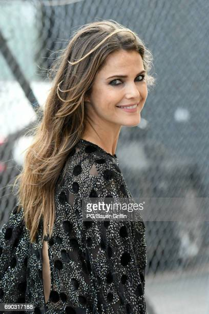 Keri Russell is seen on May 30, 2017 in Los Angeles, California.