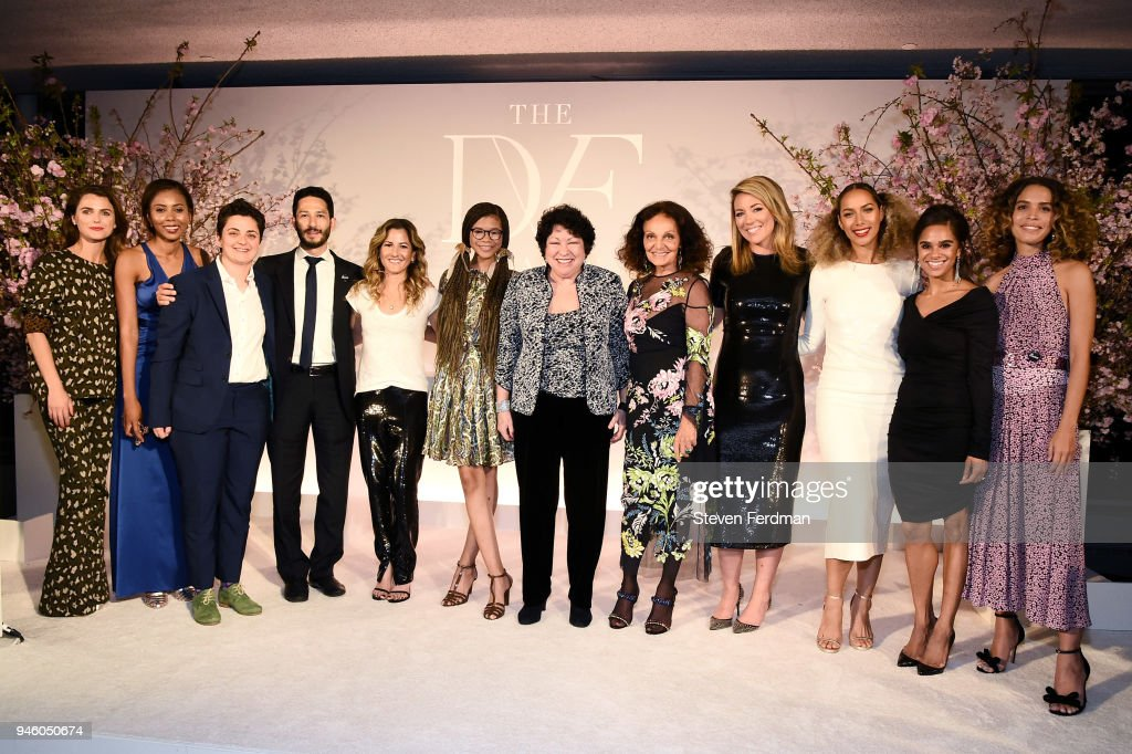 2018 DVF Awards : News Photo