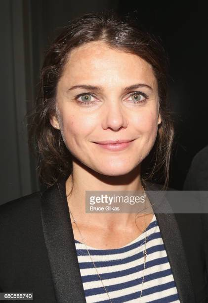 Keri Russell poses at An American Daughter Benefit Reading at The Tony Kiser Second Stage Theatre on May 8 2017 in New York City