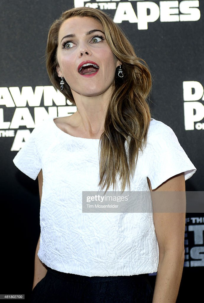 Premiere Of 20th Century Fox's 'Dawn Of The Planet Of The Apes' - Arrivals : News Photo