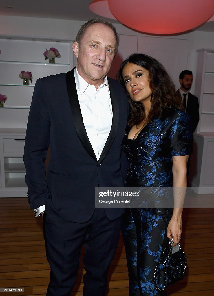 Vanity Fair and Chopard After-Party Celebrating the Cannes Film Festival - The 69th Annual Cannes Film Festival : News Photo