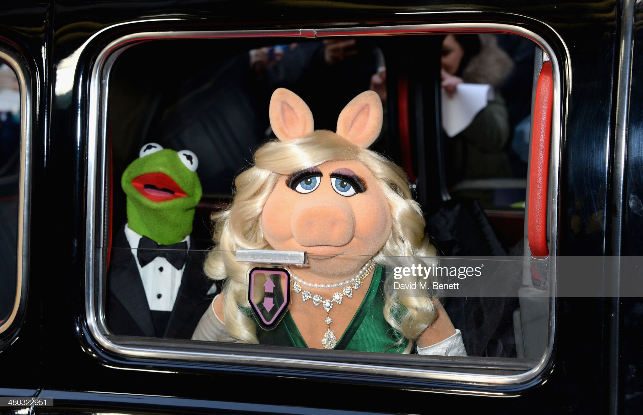 """""""The Muppets Most Wanted"""" - VIP Screening - Inside Arrivals : News Photo"""