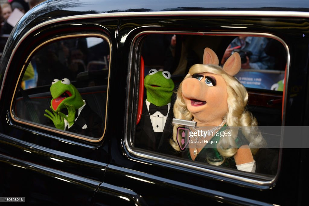 """The Muppets Most Wanted"" - VIP Screening - Inside Arrivals : News Photo"