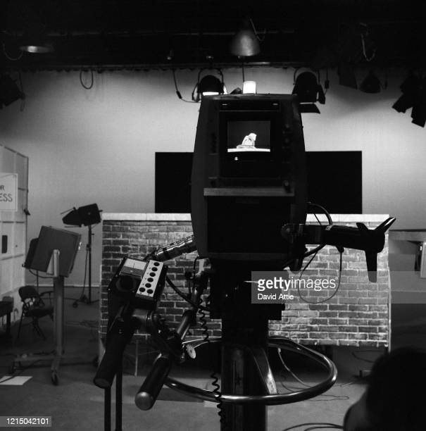 Kermit the Frog , performed by Jim Henson , during the taping of an episode of Sesame Street at Reeves TeleTape Studio in March, 1970 in New York...