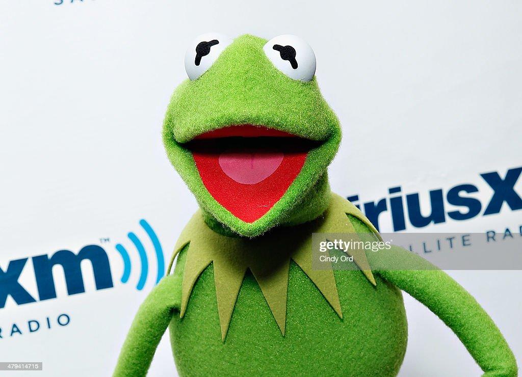 Celebrities Visit SiriusXM Studios - March 18, 2014 : News Photo