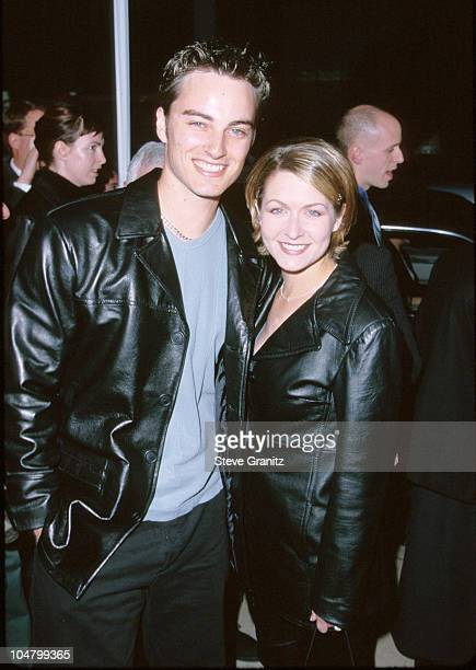 Kerr Smith Alley during Go Hollywood Premiere at Cinerama Dome in Hollywood California United States