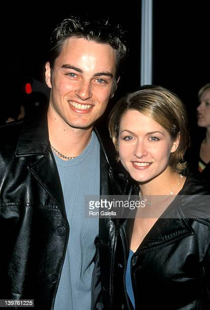 Kerr Smith and Ali Hillis at the Premiere of Go Cinerama Dome Hollywood