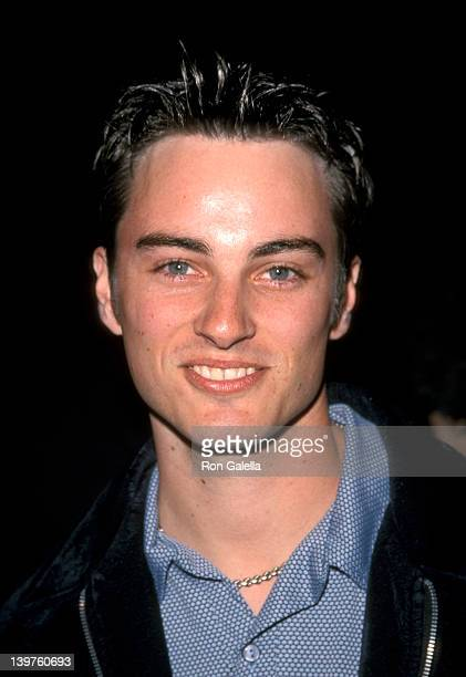 Kerr Smith at the Premiere of Cookie's Fortune Cineplex Odeon Theater Los Angeles