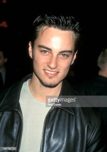 Kerr Smith at the Screening of Gossip Mann's Bruin Theater Westwood