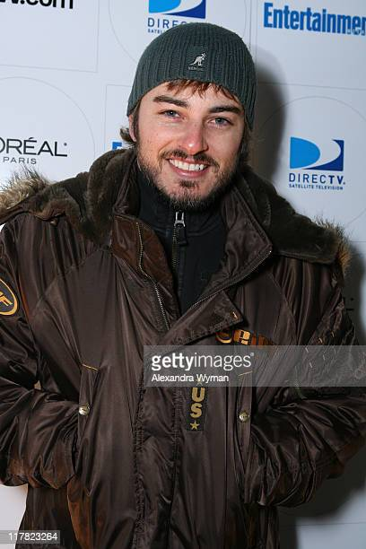 Kerr Smith during 2007 Sundance Film Festival Entertainment Weekly Party at Jean Louis in Park City Utah United States