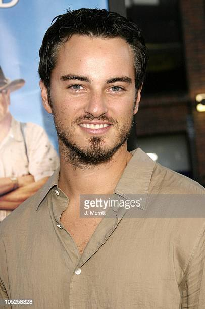 Kerr Smith during The World Premiere Of Secondhand Lions at Mann National Theatre in Westwood California United States