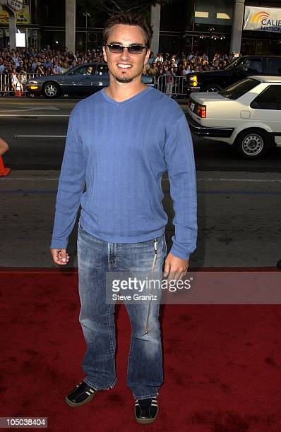 Kerr Smith during Windtalkers Premiere at Grauman's Chinese Theatre in Hollywood California United States