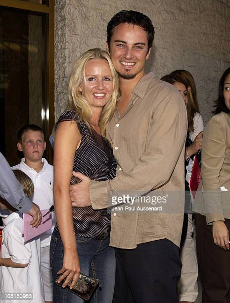Kerr Smith guest during Legally Blonde 2 Red White Blonde Los Angeles Screening at Mann National Theatre in Westwood California United States