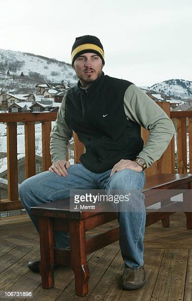 Kerr Smith in Hush Puppies during Hot House at The Sundance Film Festival 2004 Day 1 at Deer Valley Private Residence in Deer Valley Utah United...