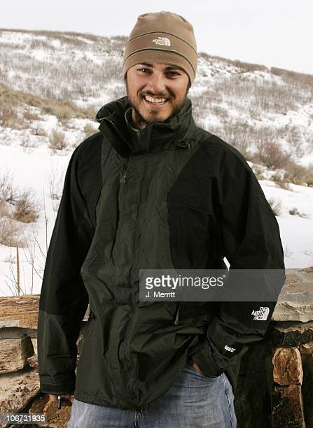 Kerr Smith in The North Face during Hot House at The Sundance Film Festival 2004 Day 1 at Deer Valley Private Residence in Deer Valley Utah United...