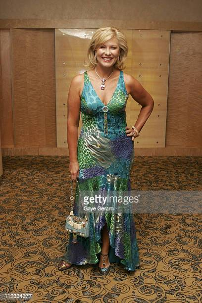 Kerri Anne Kennerly during Patch Adams Charity Auction for Westmead Childrens Hospital at The Children's Hospital at Westmead in Sydney NSW Australia