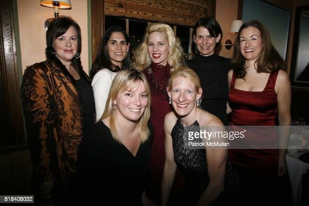 Kerri Devine Neda Navab Heidi Green MichelleMarie Heinemann Shelly Lanning Deborah Van Eck and Natalie Ross attend MICHELLEMARIE HEINEMANN'S 2010...