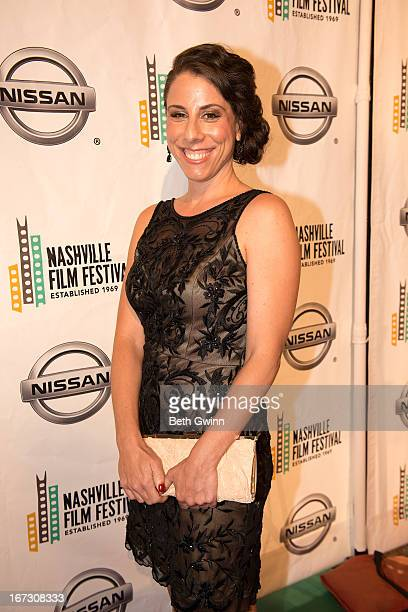 Kerri Gawryn of the film A Lovely Day attends the 2013 Nashville film festival at Green Hills Regal Theater on April 22 2013 in Nashville Tennessee