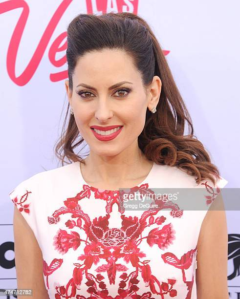 Kerri Kasem arrives at the 2015 Billboard Music Awards at MGM Garden Arena on May 17, 2015 in Las Vegas, Nevada.