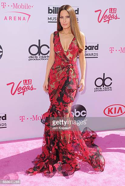 Kerri Kasem arrives at the 2016 Billboard Music Awards at T-Mobile Arena on May 22, 2016 in Las Vegas, Nevada.