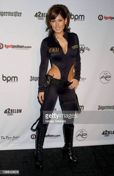 Kerri Kasem during AirParty Hosts a Celebrity Hollywood Bash to Benefit The Trevor Project - Arrivals at Henson Studios in Hollywood, California,...