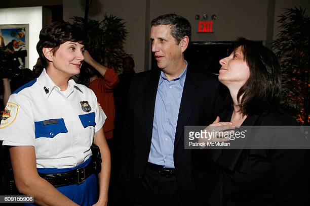 Kerri KenneySilver Doug Herzog and Michelle Ganeless attend The Tribeca Cinema Series Hosts After Party for the Screening of RENO 911 MIAMI at The...