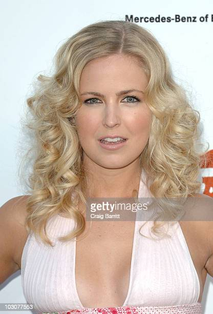 Kerri Lynn Pratt arrives at the 12th Annual HollyRod Foundation Design Care Event at Ron Burkle�s Green Acres Estate on July 24 2010 in Beverly Hills...