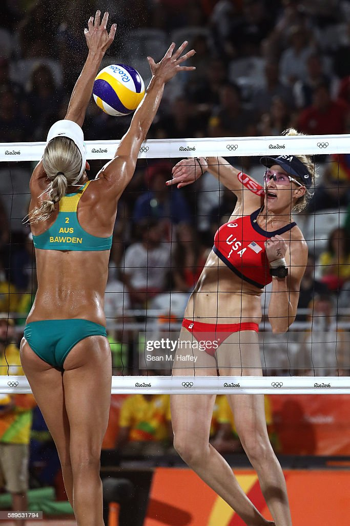 Beach Volleyball - Olympics: Day 9 : News Photo
