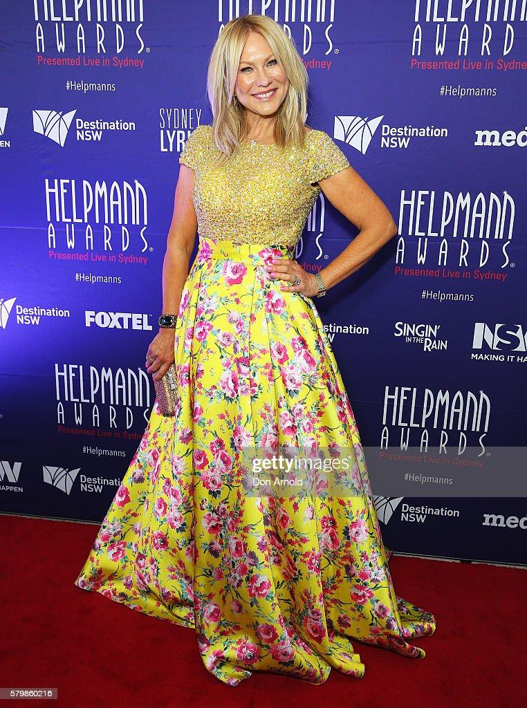 16th Annual Helpmann Awards - Arrivals