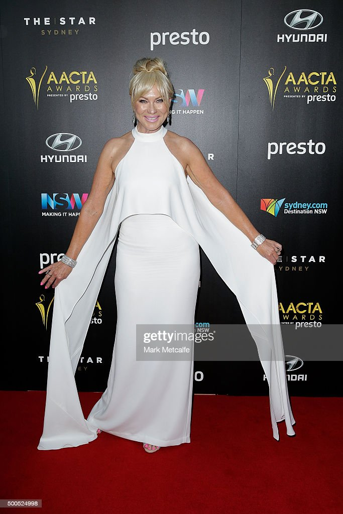 5th AACTA Red Carpet Arrivals Presented by Presto