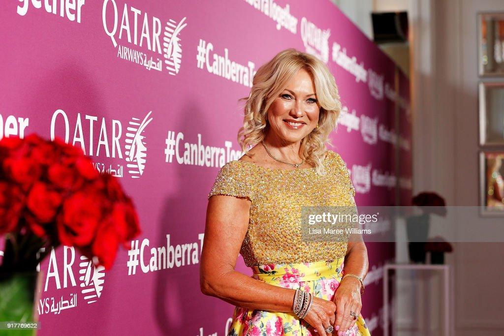 Qatar Airways Canberra Launch Gala Dinner : News Photo