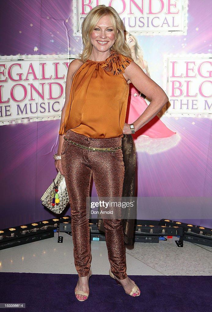 'Legally Blonde The Musical' Australian Gala Premiere - Arrivals