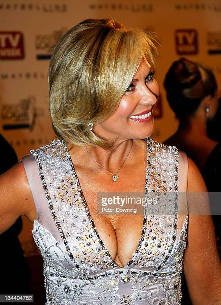 KerriAnne Kennerley during 2007 TV Week Logie Awards Arrivals at Crown Casino in Sydney NSW Australia