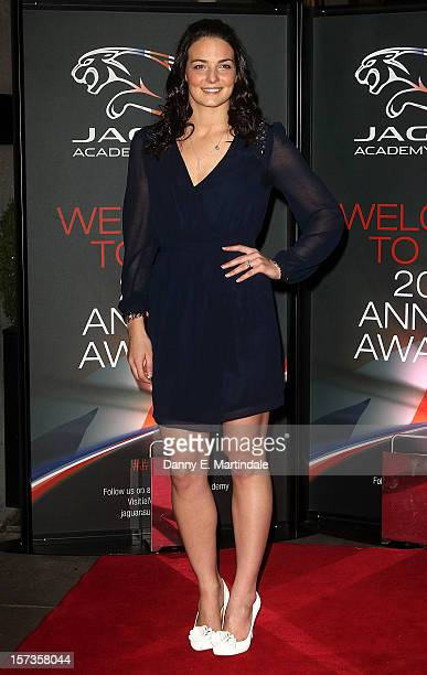 KerriAnne Payne attends the Jaguar Academy of Sports awards at The Savoy Hotel on December 2 2012 in London England