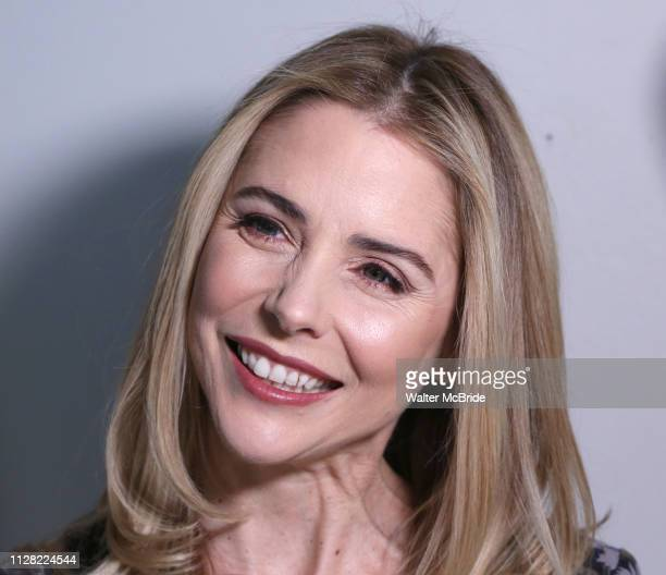 Kerry Butler attends Broadway's 'Beetlejuice' First Look Photo Call at Subculture on February 28 2019 in New York City
