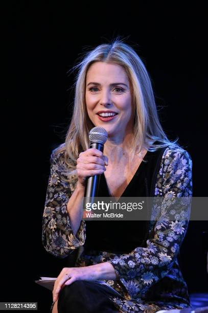 Kerry Butler during Broadway's 'Beetlejuice' First Look Presentation at Subculture on February 28 2019 in New York City