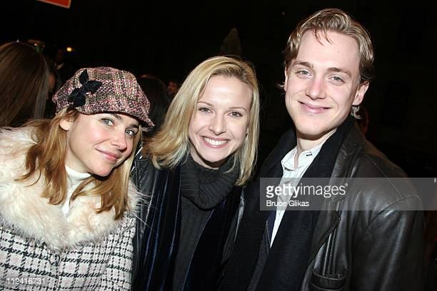 Kerry Butler Meredith Patterson and Shonn Wiley during John Mayer Holds a Benefit for Broadway Benefiting the Actors Fund of America Hosted by The...