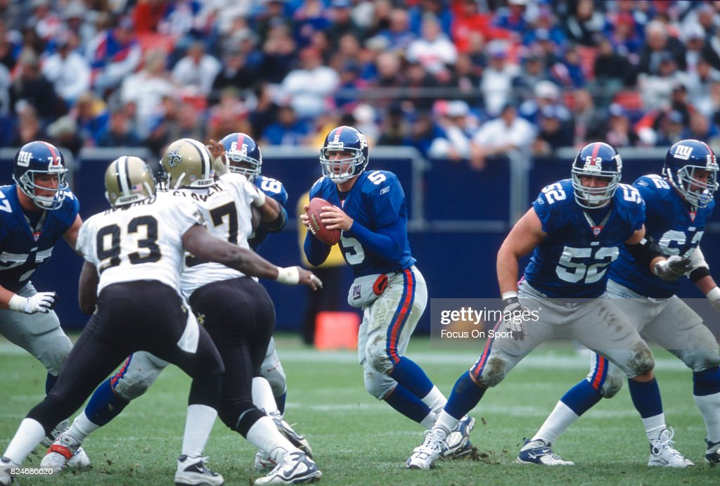 New Orleans Saints v New York Giants : News Photo