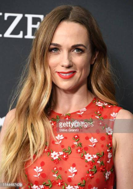 Kerry Condon arrives at the world premiere Of Walt Disney Studios Motion Pictures Avengers Endgame at Los Angeles Convention Center on April 22 2019...