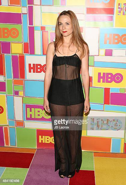 Kerry Condon attends HBO's Official 2014 Emmy After Party at The Plaza at the Pacific Design Center on August 25 2014 in Los Angeles California